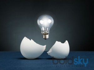 Bright Ideas Using Eggshells