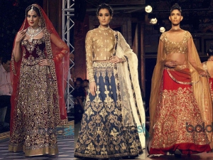 Tops Ten Bridal Outfits At 2014 Icw