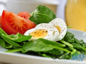 Egg Salad Recipe Before Workouts