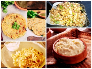 Ten Sabudana Recipes For Janmashtami Fasting