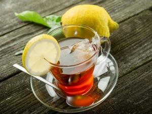 Health Benefits Of Lemon Tea