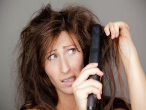 Top 5 Risks Of Hair Straightening
