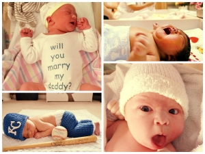 Coolest Newborn Baby Photos
