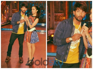 Shahid Kapoor Gets Creepy With Style