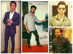 Bollywood Men Rock In Traditional Styles