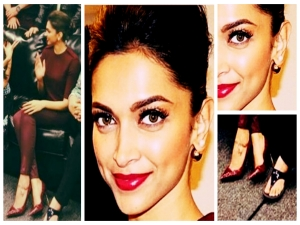 Deepika Padukone Grabs Attention In Zara