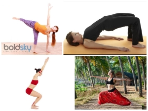 Yoga Poses For Better Buttocks