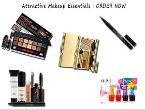Attractive Makeup Essentials 2014 From Amazon Order Now 051952 Pg1.html