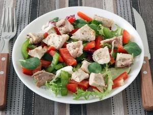 Healthy Indian Chicken Salad Recipe