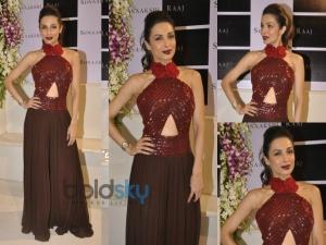 Malaika Arora Khan Sophie Choudry At Sonaakshi Raaj Flagship Store Launch