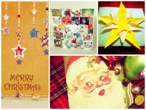 Ten Brilliant Ideas To Make Christmas Cards At Home