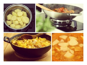Konkani Batata Song Recipe Without Onion