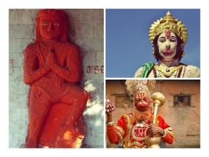 Did Hanuman Have A Son