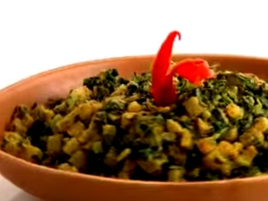 Quick And Easy Mooli Ka Saag Recipe