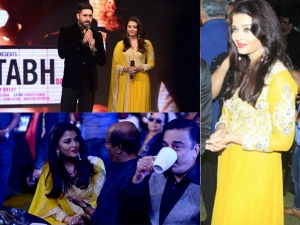 Aishwarya Rai Bachchan In Abu Jani Sandeep Khosla Anarkali Shamitabh Music Launch