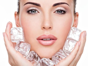 Benefits Of An Ice Cube Facial