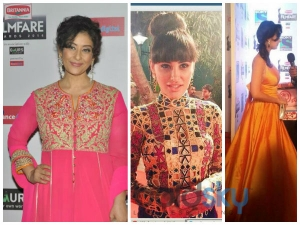 Filmfare Awards 2015 Divas On The Red Carpet