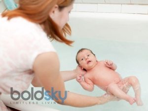 Bathing Tips For Premature Babies