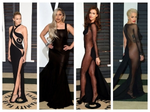 Oscars 2015 Celebrities Who Forgot Their Underwear