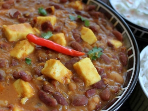 Paneer And Rajma Curry Recipe