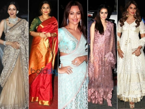 Eleven Hot Celebrities Attend Bollywood Wedding