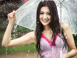 Haircare Hacks For Rainy Days