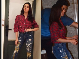 Alia Bhatt's Casual Lookbook Includes A Shirt & Skinny Jeans