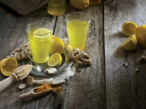Turmeric, Lemon Remedy For Quick Stomach Fat Reduction