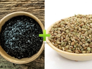 Carom Seeds (Ajwain) & Black Salt (Kala Namak) To Cure Stomach Acidity