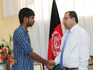 21-year-old Offered USD 10,000 By Afghan President For A Project
