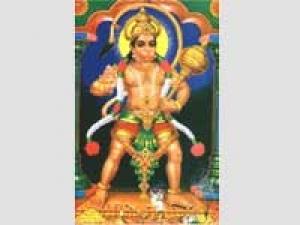 Eknath Kulasekara Alwar Hanuman Ramayana
