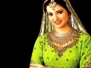 Salwar Make Up