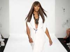 Naomi Campbell Issa London Fashion Week