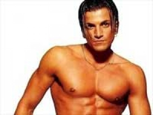 Peter Andre Underwear Ad