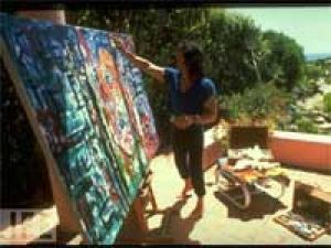 Sylvester Stallone Art Collection