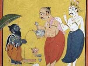 Navagrahasthalam Lord Sukra Kanjanur