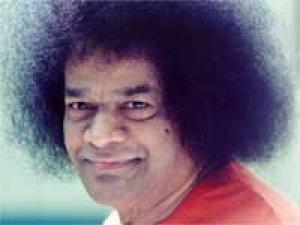 Sathya Saibaba Vision God