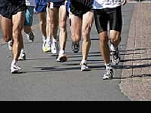 Granny Wins Marathon