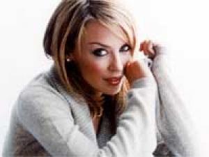 Kylie Minogue Clothes Hanger Phobia