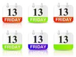 Friday 13 Black Day Number
