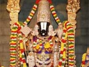 Tirupati Lord Balaji Bask In The Bliss Of His Beauty