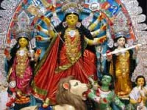 Durga Puja Swami Vivekananda Belur Math