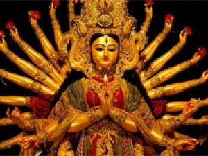 Divine Mother Durga Puja