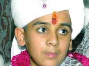 Kumar Padmanabh Singh King Jaipur 030511 Aid