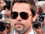 Brad Pitt Courteney Cox Meet 060511 Aid