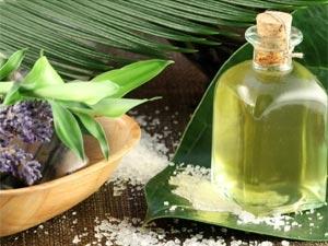 Eucalyptus Oil Body Massaging