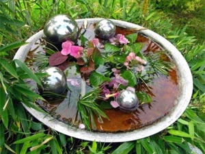 Feng Shui Indoor Garden