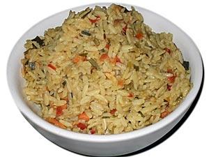 Vrat Ke Chawal Navratri Microwave Recipe