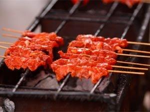 Make Grilled Kebabs