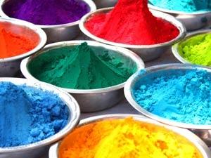 Holi Colours Significance